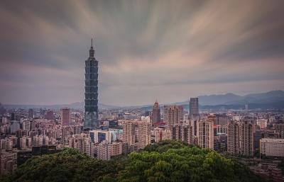 Taipei 101 una dintre cele mai moderne constructii ale lumii
